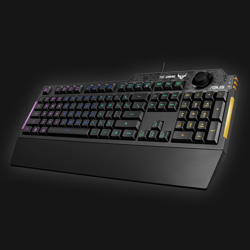 Asus TUF K1 Mech-brane Gaming Keyboard