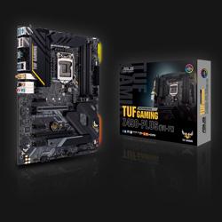 Asus Z490-Plus (Wi-Fi) Tuf Gaming bundkort