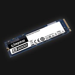 Kingston 500GB A2000 M.2 NVMe SSD