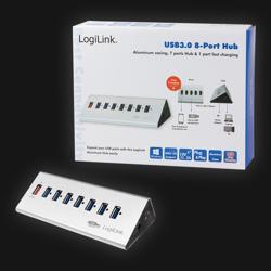 LogiLink 7+1 USB 3.0 hub