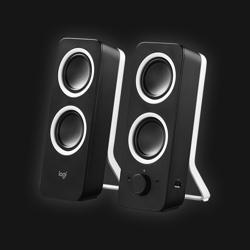 Logitech Z200 2.0 højtalersæt 10W RMS