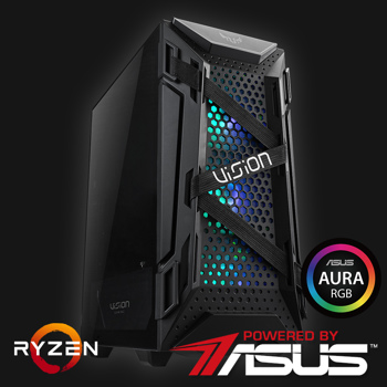 Powered By Asus Ryzen Extreme