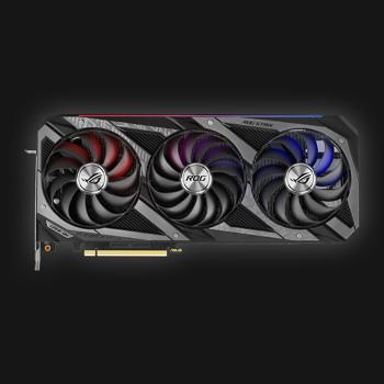 Asus GeForce® RTX 3060Ti 8GB ROG Strix