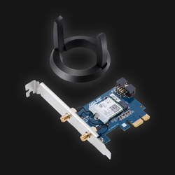 ASUS PCI-E AC58BT AC2100 Trådløst Netkort