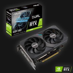 Asus GeForce® RTX 3060 12GB Dual