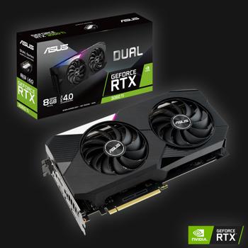 Asus GeForce® RTX 3060 Ti 8GB Dual