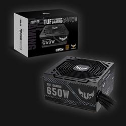 Asus TUF Gaming 650B 650W 80+ Bronze Strømforsyning