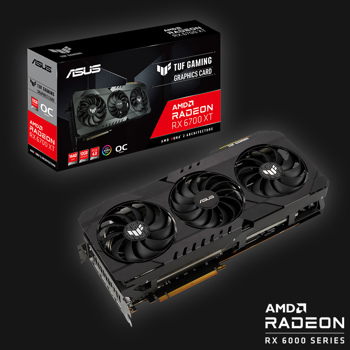 Asus Radeon™ RX 6700 XT 12GB TUF