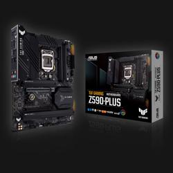 Asus Z590-Plus TUF Gaming bundkort