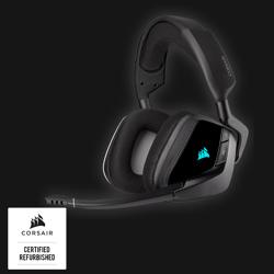 Corsair Refurbished VOID RGB Elite 7.1 Wireless Gaming Headset