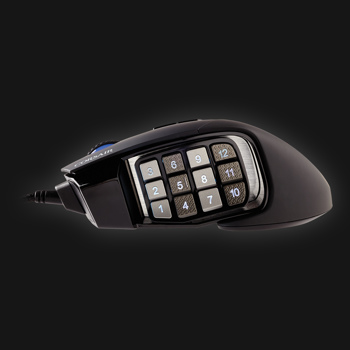 Corsair Scimitar RGB Elite Gaming Mus