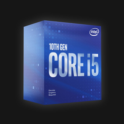 Intel® Core™ i5-10400F Processor (Tray)