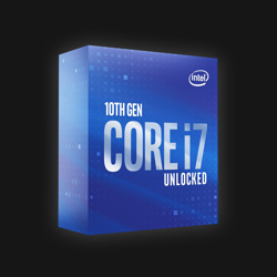 Intel® Core™ i7-10700K Processor (Tray)