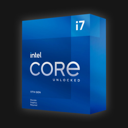 Intel® Core™ i7-11700KF Processor (Tray)