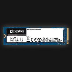 Kingston NV1 1TB M.2 NVMe SSD