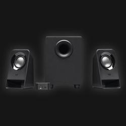 Logitech Z213 2.1 højtalersæt 7W RMS