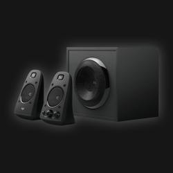 Logitech Z623 2.1 højtalersæt 200W RMS