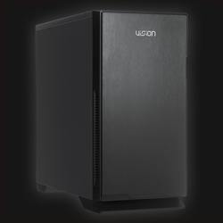 Vision X2 Black Silent (Lydisoleret)